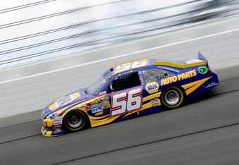Truex had the dominant car at Kansas