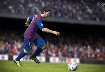 Photo courtesy of www.ea.com/soccer/fifa