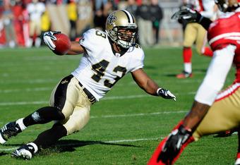Darren Sproles, New Orleans Saints