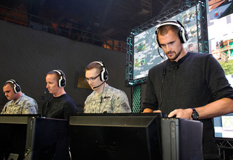 Kevin Love is just one of many Call of Duty fans