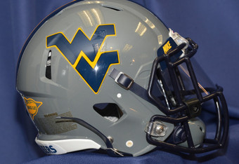 157651f4a West Virginia Debuts Hideous All-Gray Uniforms and Duke s Insane New ...