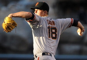 Cain pitched a perfect game this season, and may win his first Cy Young.