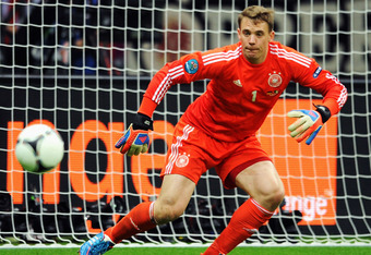 Neuer and the Germans were sent home, still looking for a way to get the best of the Italians at a major tournament.