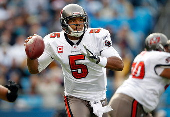 Josh Freeman will have some new weapons this year.