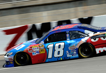 Kyle Busch will undoubtedly be fast for tonight's race