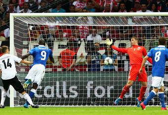 Balotelli was brilliant in the semifinal vs Germany.