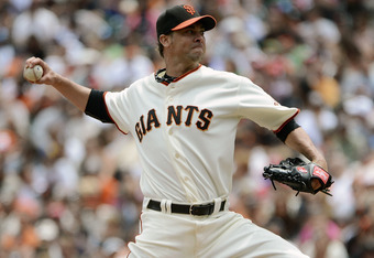 Ryan Vogelsong has the fifth-lowest ERA among NL starters.