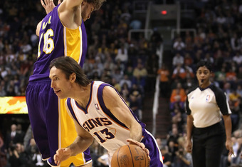 Steve Nash and Pau Gasol would give the Raptors their best 1-2 punch in years.