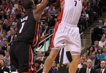 Andrea Bargnani's perimeter-oriented game would complement Bynum's post presence.