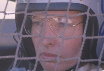 Undated: NASCAR driver Janet Guthrie.