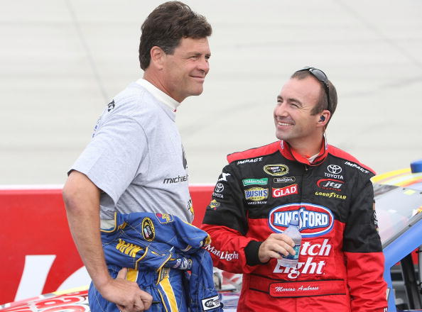 What do Nascar drivers do if they have to use the bathroom during a race