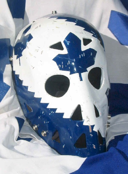 Toronto Maple Leafs Top 10 Goalie Masks And The Men Behind Them Bleacher Report Latest News Videos And Highlights