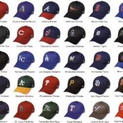 The Best MLB Road   Alternate Caps  da5687a3c93