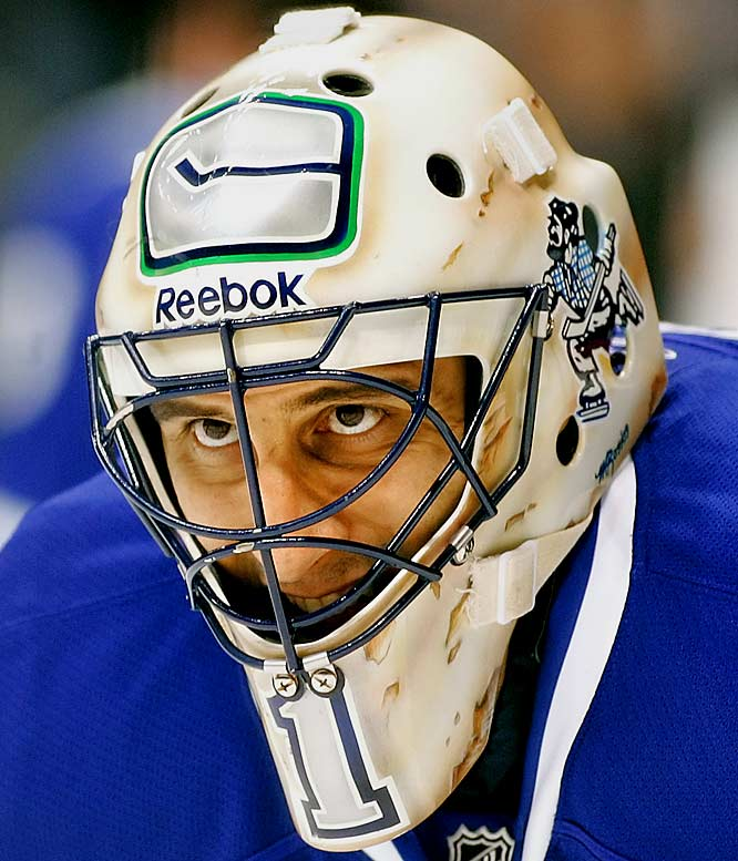 The Nhl S 10 Best Goalie Masks Of 2009 2010 Bleacher Report