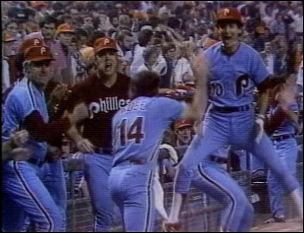 The Philadelphia Phillies Top Five Postseason Moments