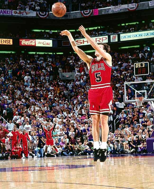 The Ten Most Memorable Shots In NBA Playoff History