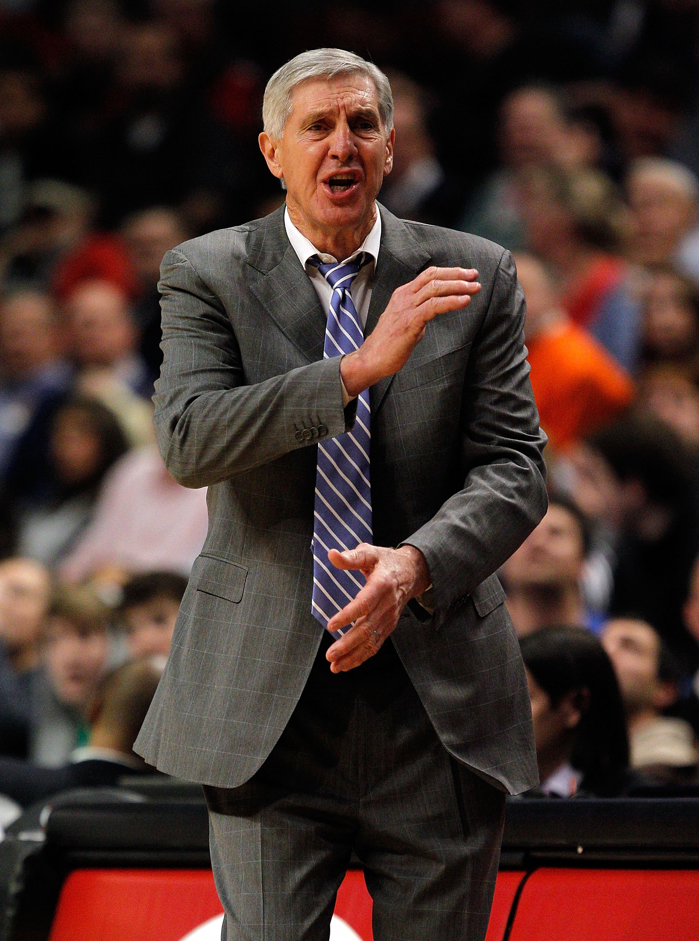 jerry sloan - photo #2