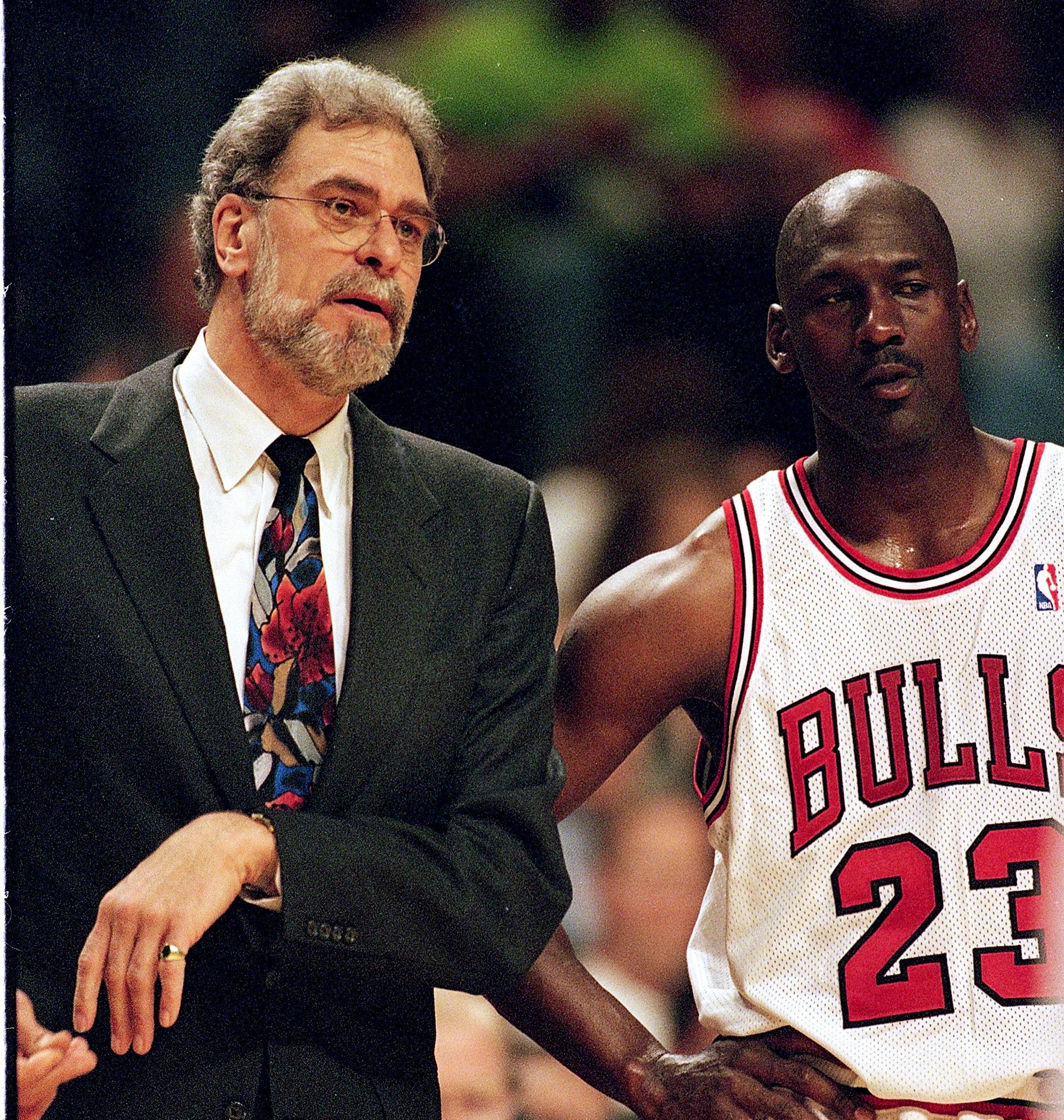 The Post-Phil Jackson Era: Chicago Bulls Coach Rankings | Bleacher ...