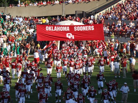 Big 12 Realignment: Oklahoma on the Move? | Bleacher Report