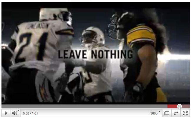 The 10 best nfl commercials on youtube bleacher report latest 10 nike aloadofball Choice Image