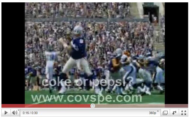 The 10 best nfl commercials on youtube bleacher report latest 9 pepsi lemon aloadofball Choice Image
