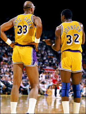 Gold and Purple: Ranking The 10 Best Lakers Players Of All