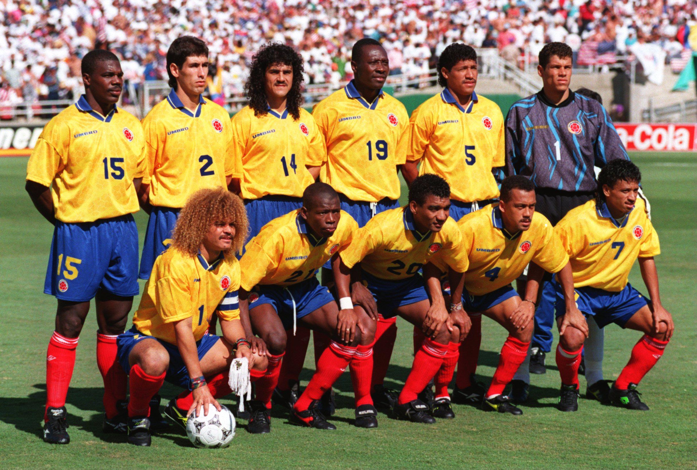 Футбольные картинки сборной колумбии