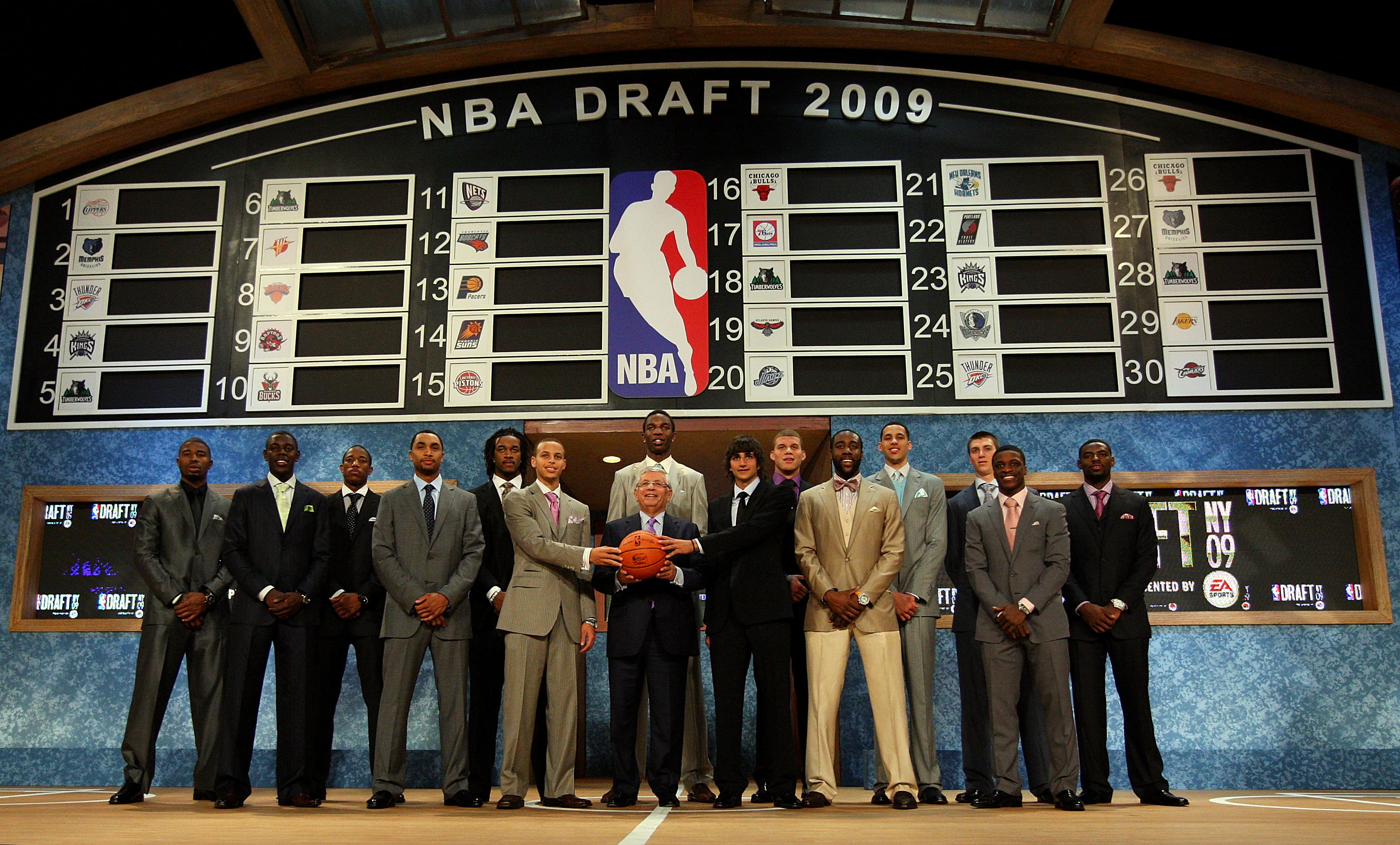 The 2009 NBA Draft with the benefit of hindsight   Bleacher Report ...