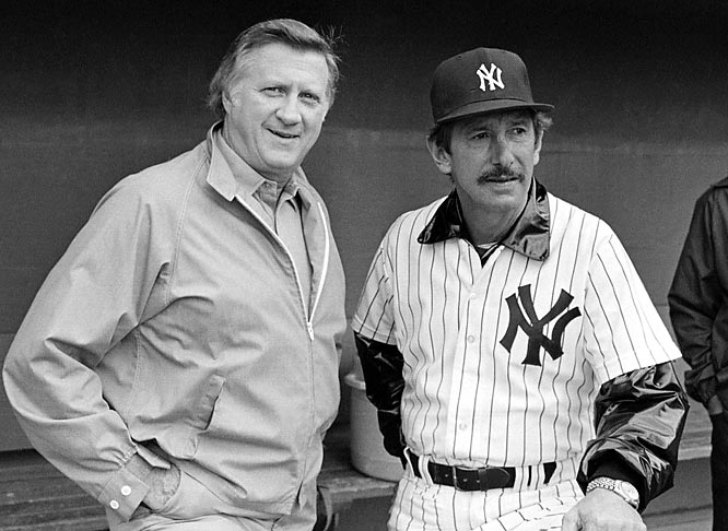 George Steinbrenner Dies: His 10 Best Managers as Yankees