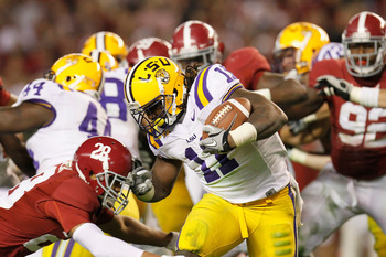 Spencer Ware and the Tigers should have to go through Alabama once again if they want to be crowned BCS National Champions...but will they?