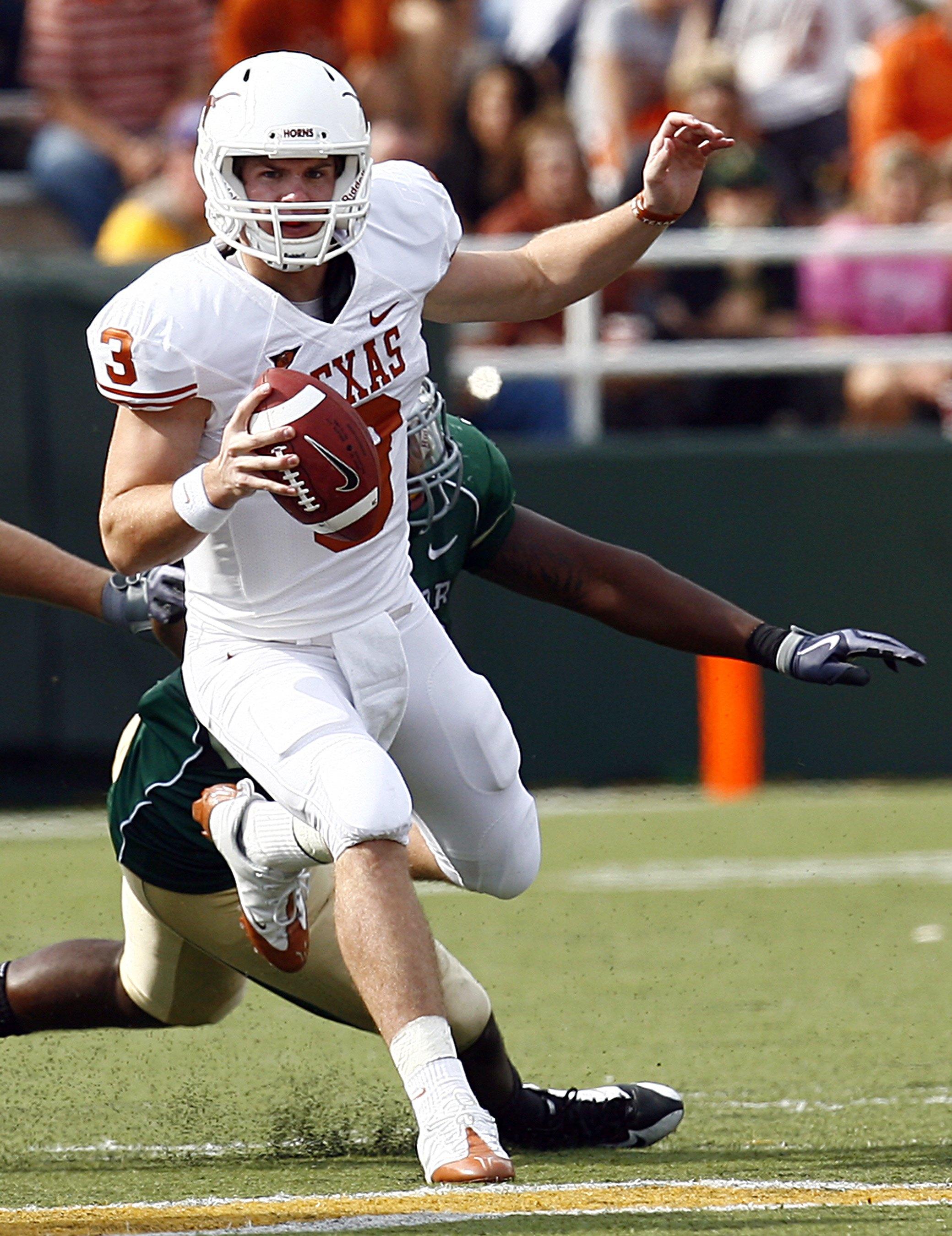 Texas Football Breaking Down The Qb Paths Garrett Gilbert Could Follow Bleacher Report Latest News Videos And Highlights