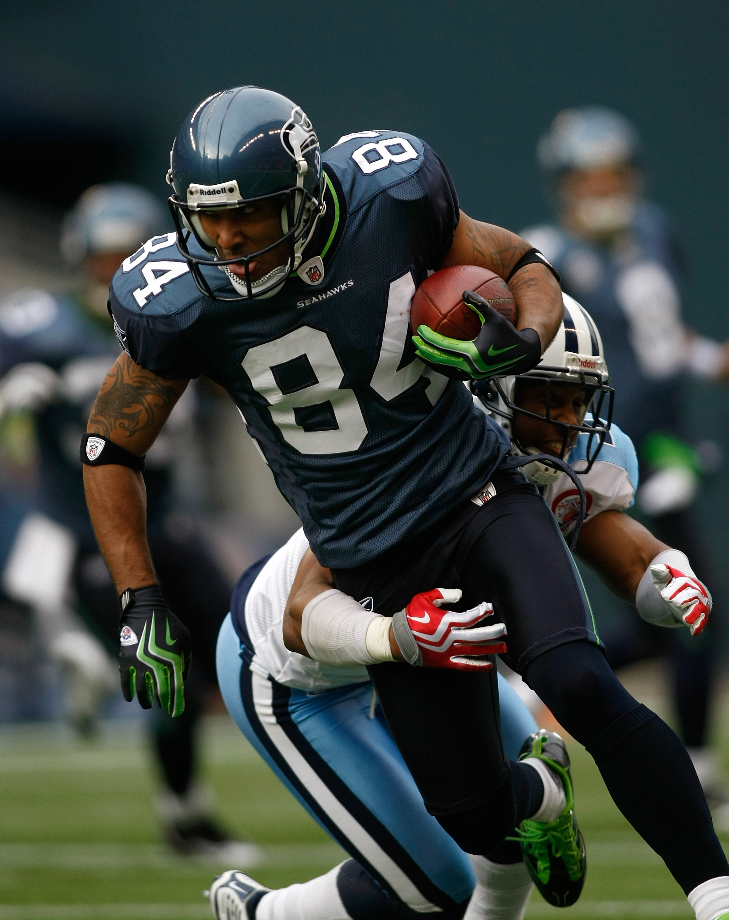 Madden NFL 11 Ratings: Seattle Seahawks | Bleacher Report | Latest