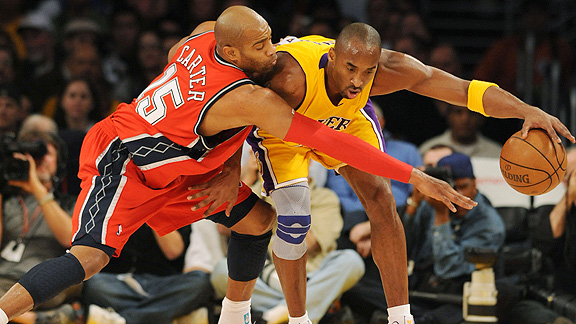 e5445822106 Kobe Bryant and Vince Carter: When You Don't Adapt   Bleacher Report ...