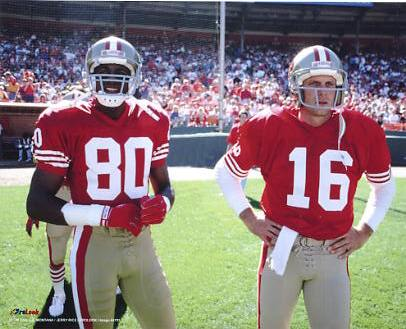 Flash-Back 80  The Top 15 Moments in Jerry Rice s Hall of Fame ... 15cfc482b