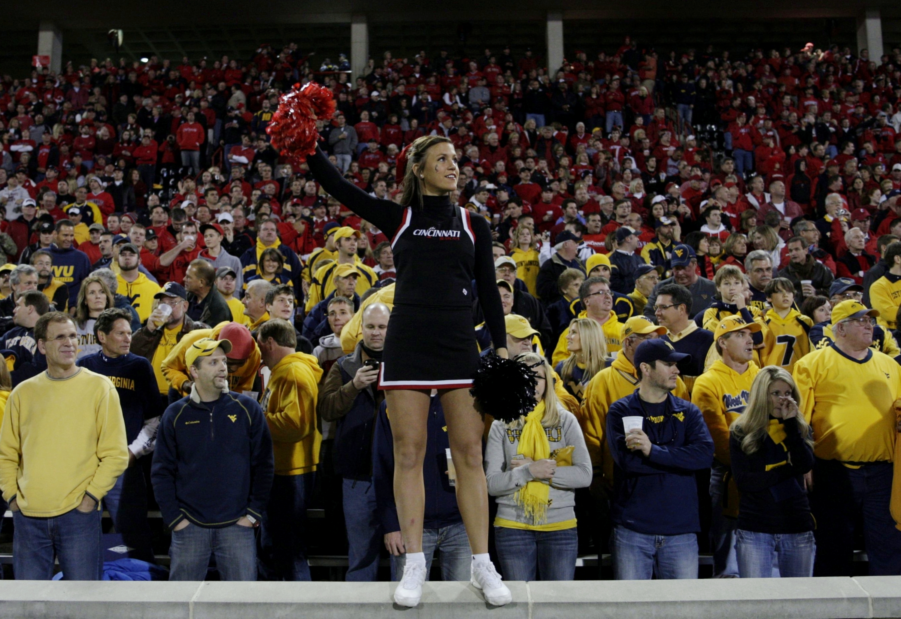 cheerleading sport or not Although most fans only see the injuries that occur to the football players on the field, it's actually the cheerleaders on the sidelines who are most at risk a recent study in the journal of pediatrics in october found that cheerleading is the most dangerous sport for females because of the high.