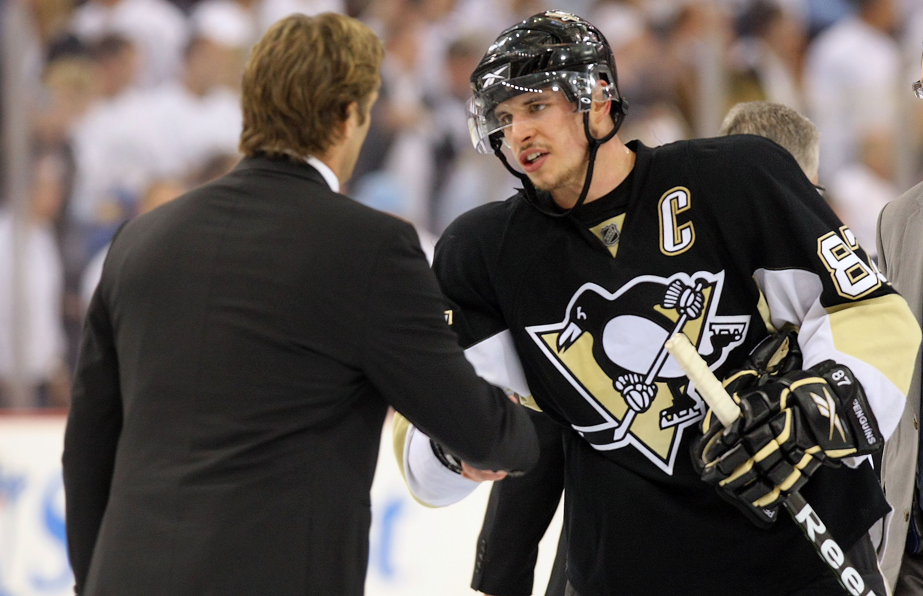 e3b3f264e7a Although the official fifth anniversary of Sidney Crosby s draft day has  passed