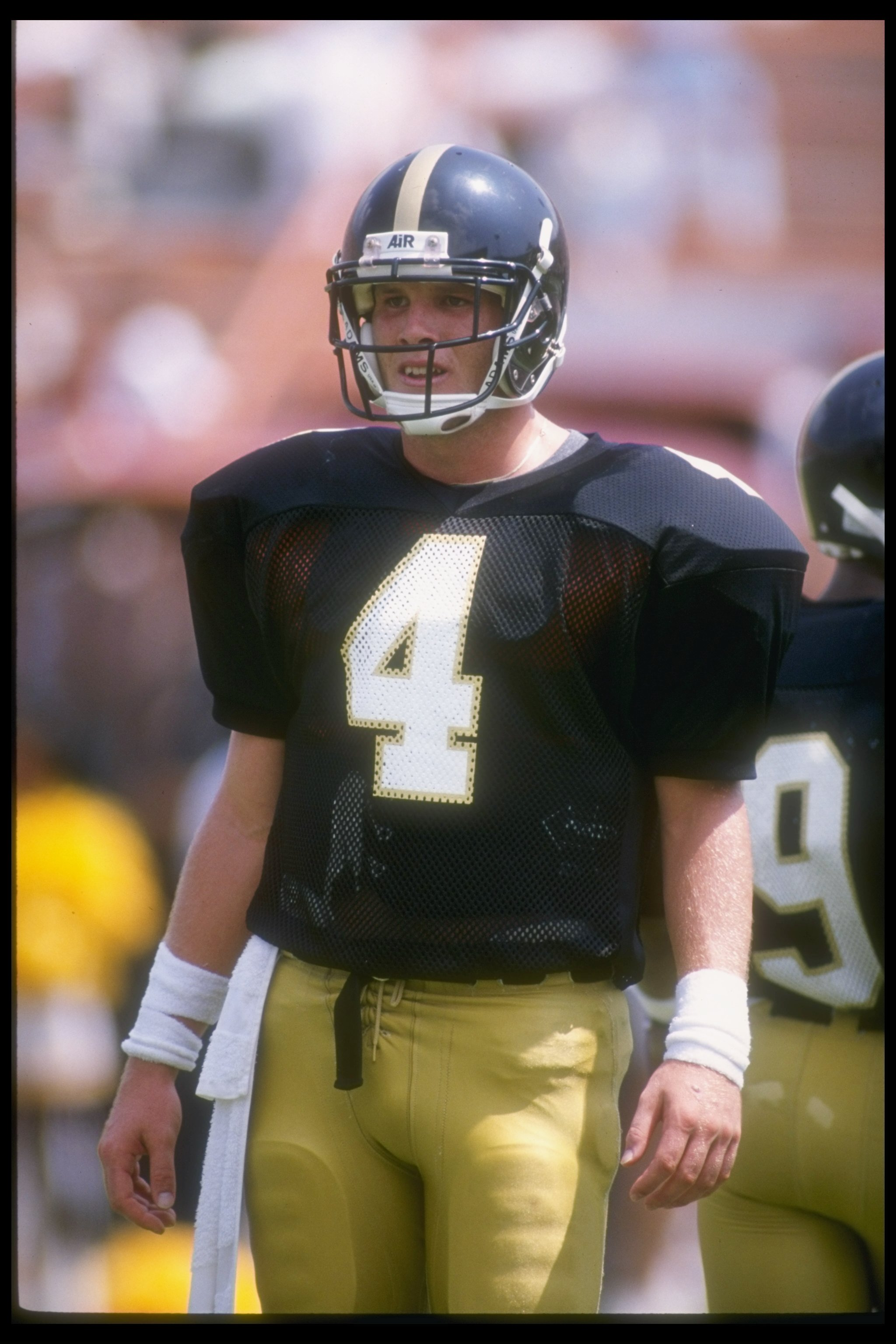 the latest f4eb0 455db Brett Favre: A Timeline of the Good and the Bad | Bleacher ...