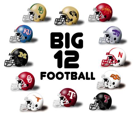 Big 12 Football