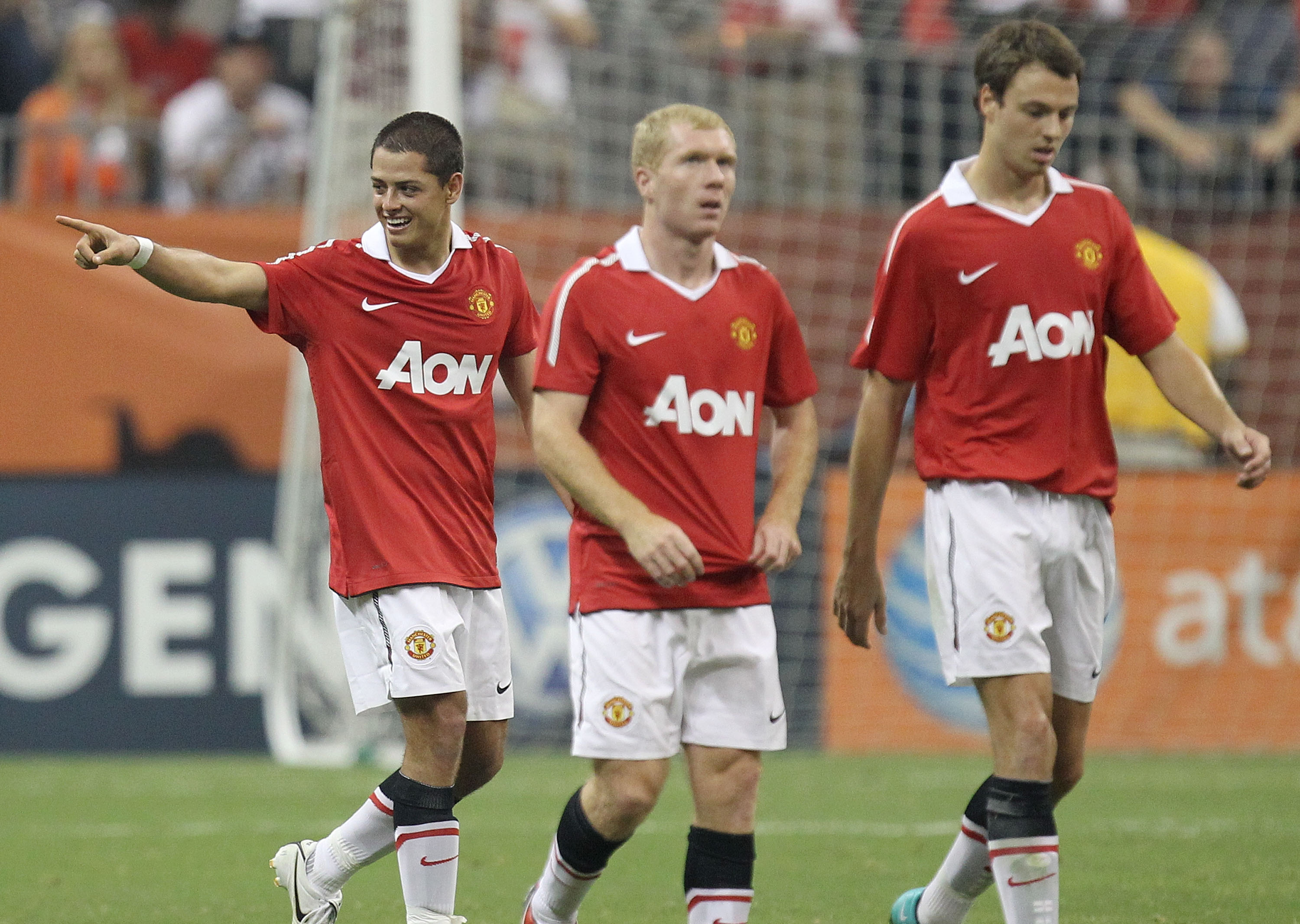 Manchester United Predicting The Starting Xi For 2010 11