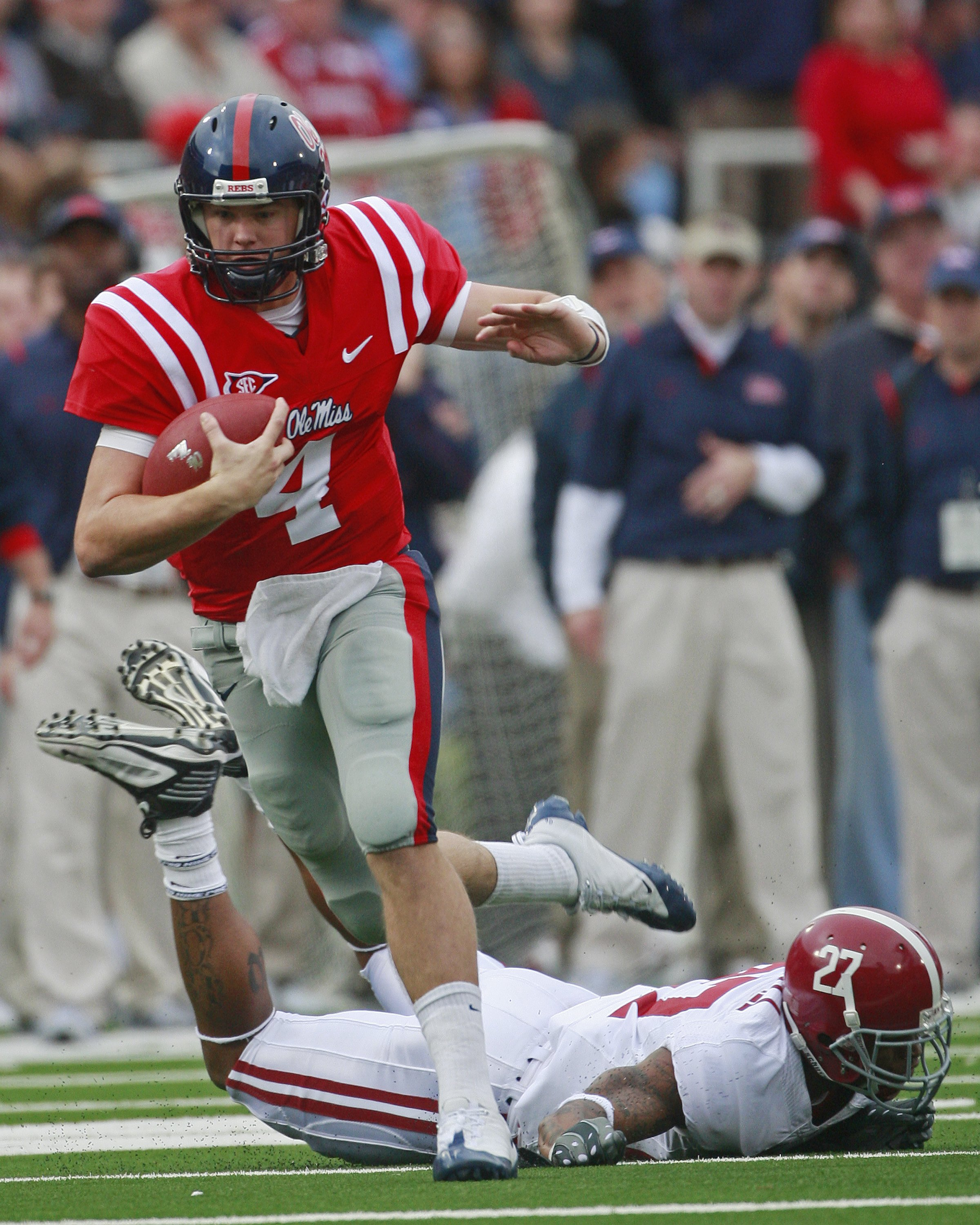 With A Rebel Yell: Ole Miss Wants More, More, More