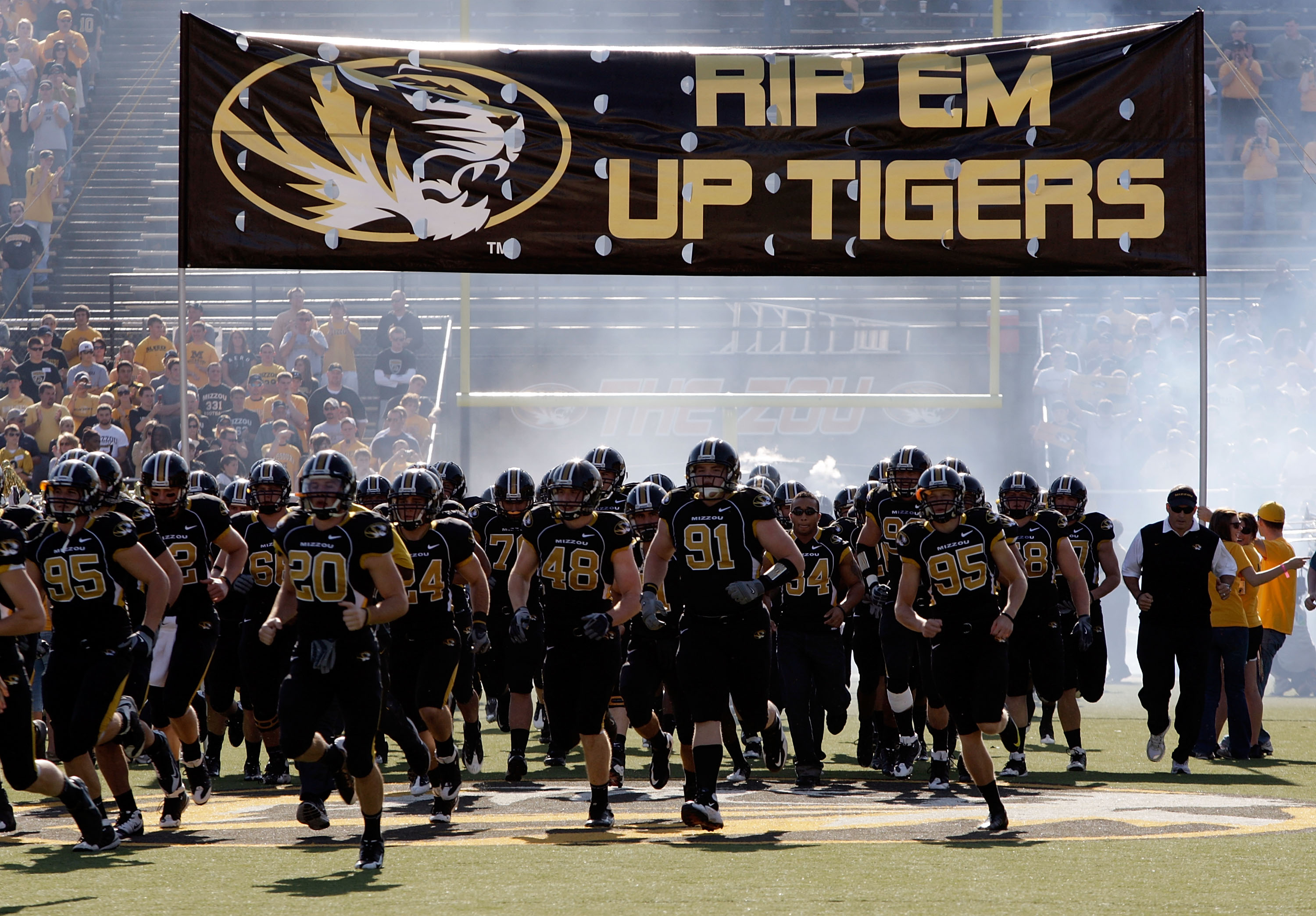 Tigers Are Ready For Action In The Big 12 North