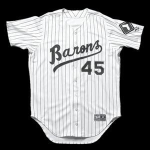 michael jordan barons jersey