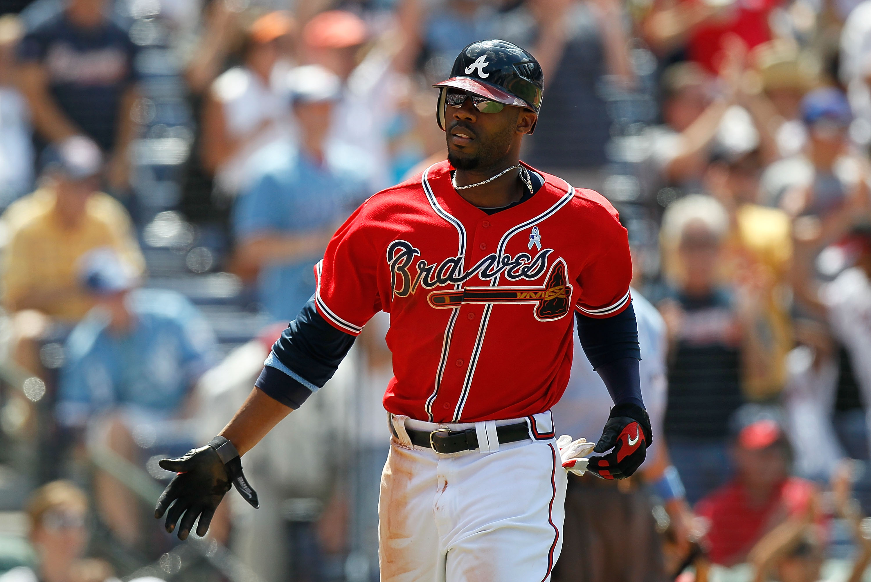 Jason Heyward was an early favorite for NL Rookie of the Year award.