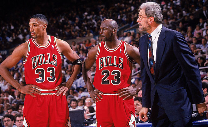 on sale e83ef 965b9 The Truths and Myths to Scottie Pippen | Bleacher Report ...