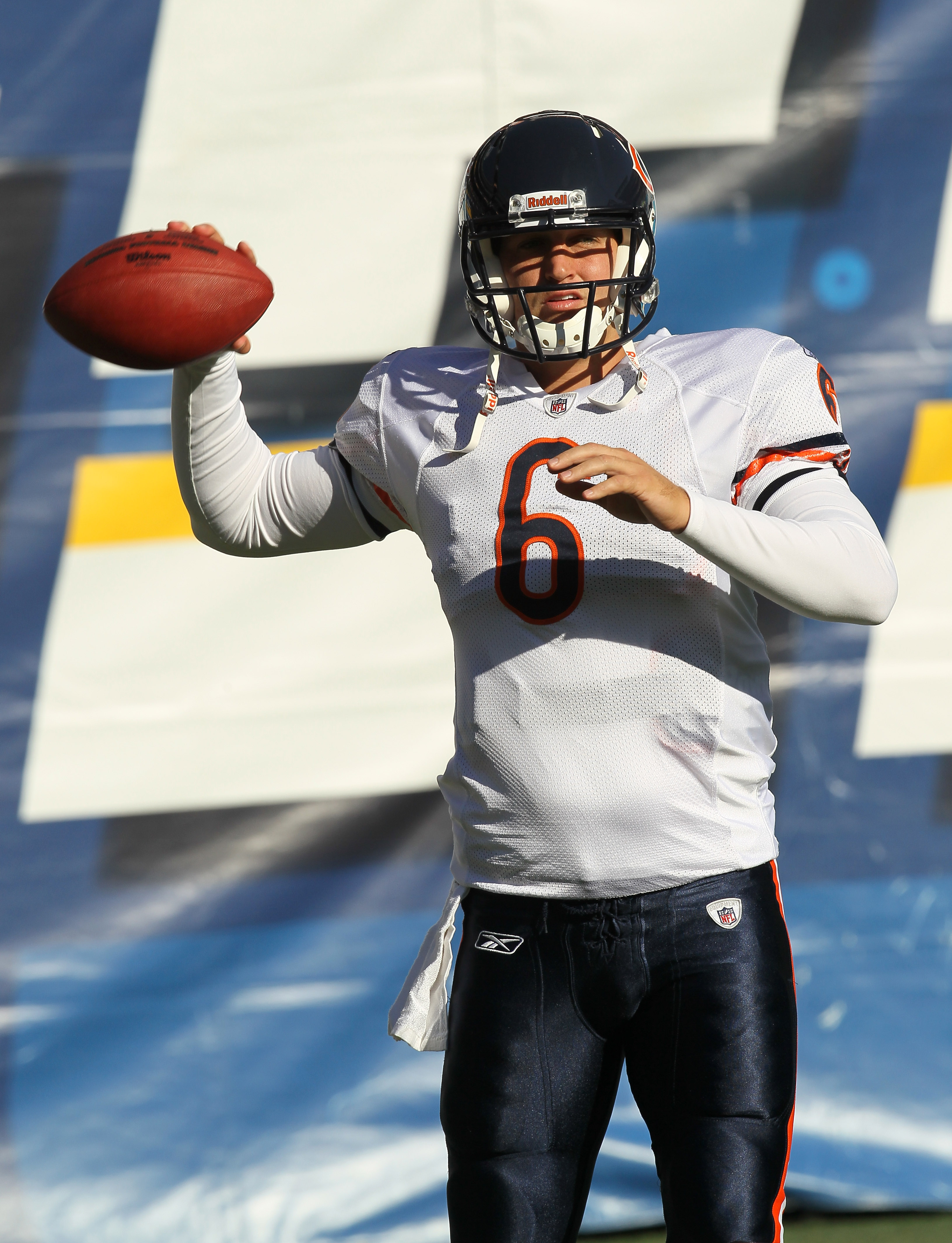 Cutler will have to wait another year to play in a playoff game with the Bears