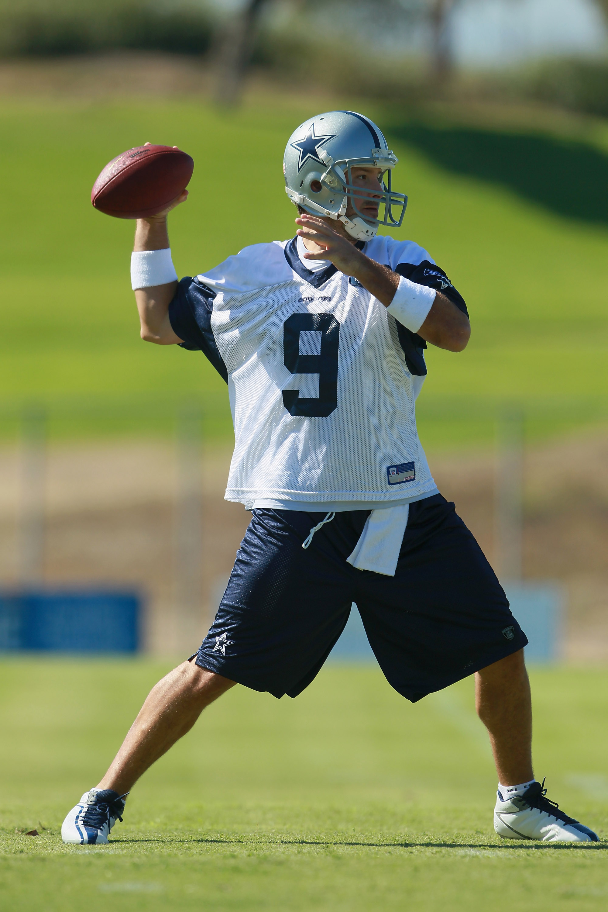 Romo is no Favre and will never be one