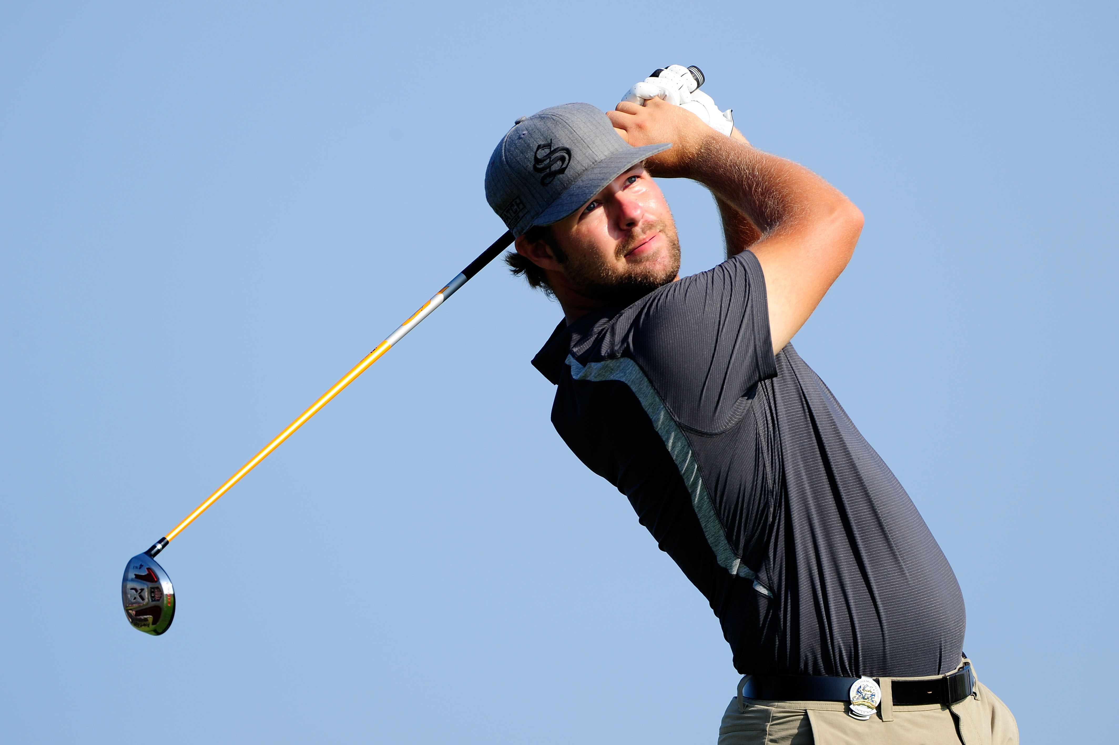 Ryan Moore looks to repeat and earn his second victory at the Wyndham Championship.