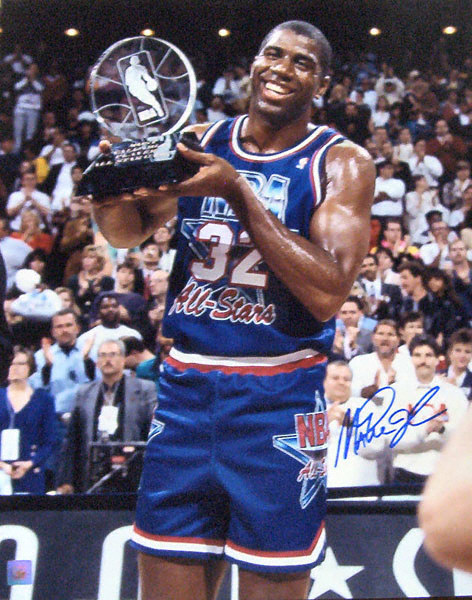 be0702668df The 1991 NBA All-Star game was one to remember mainly for the fact that  Magic Johnson had returned to grace an NBA court after announcing his  retirement ...