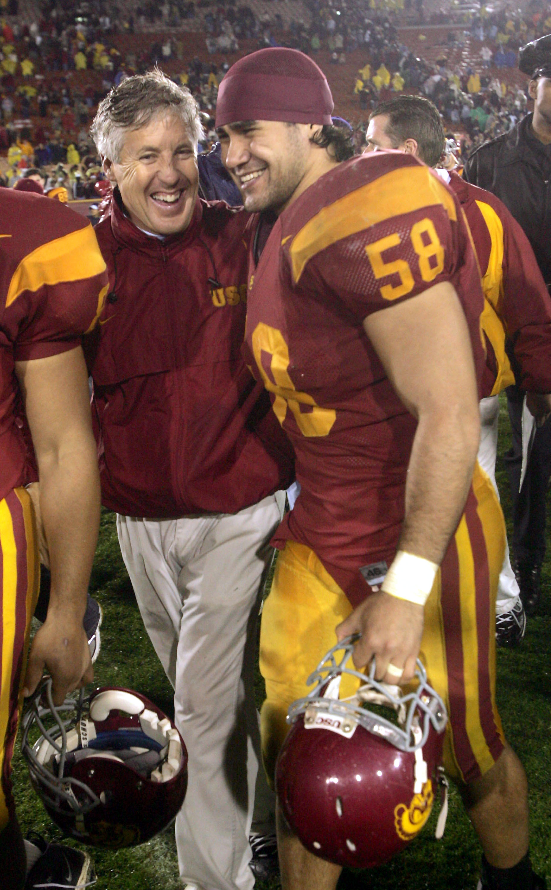 Usc S Top 20 Members Of The Pete Carroll Era 2001 2009 Bleacher Report Latest News Videos And Highlights