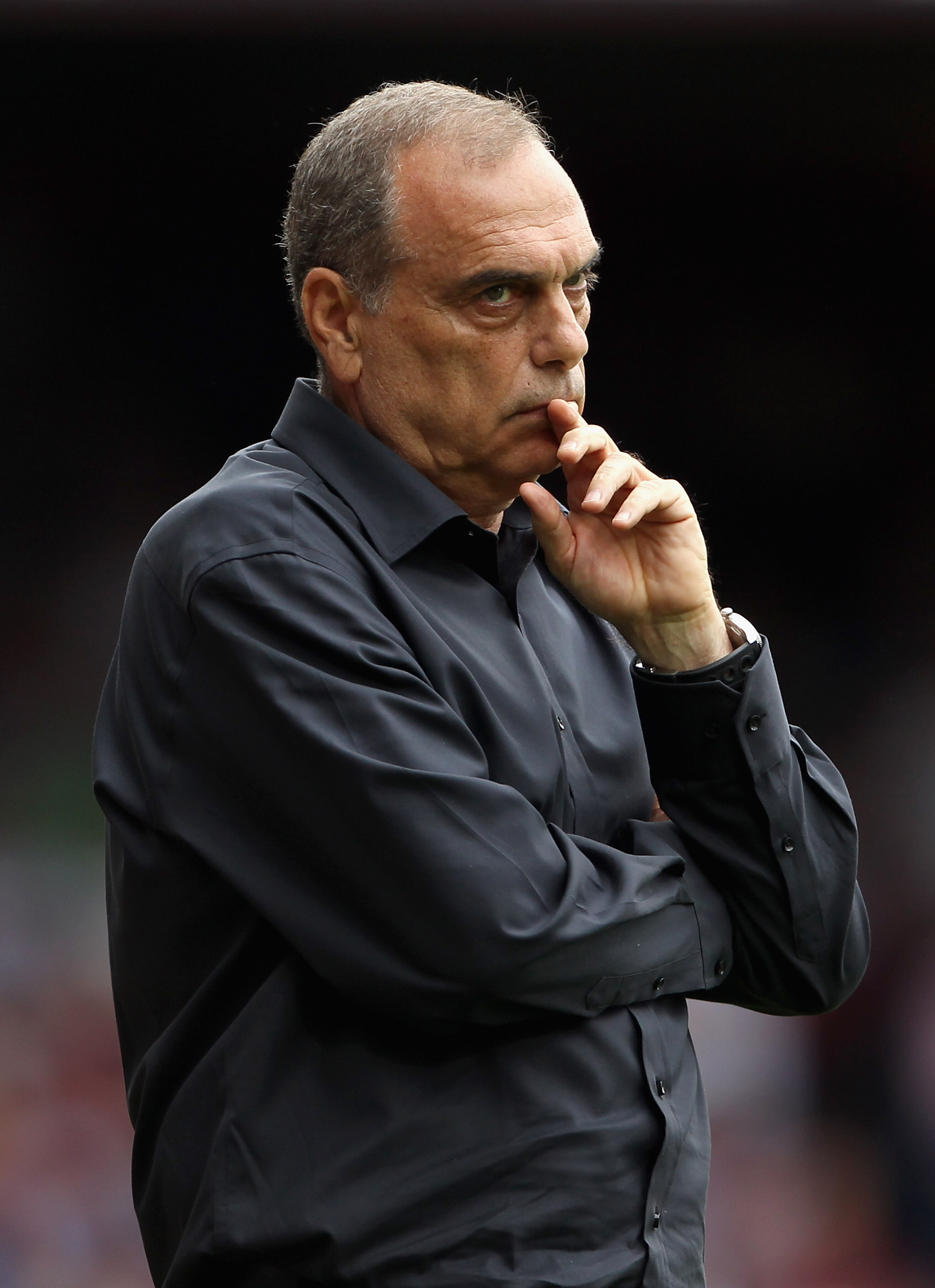 Hammers' Boss Avram Grant Ponders Where He Went Wrong
